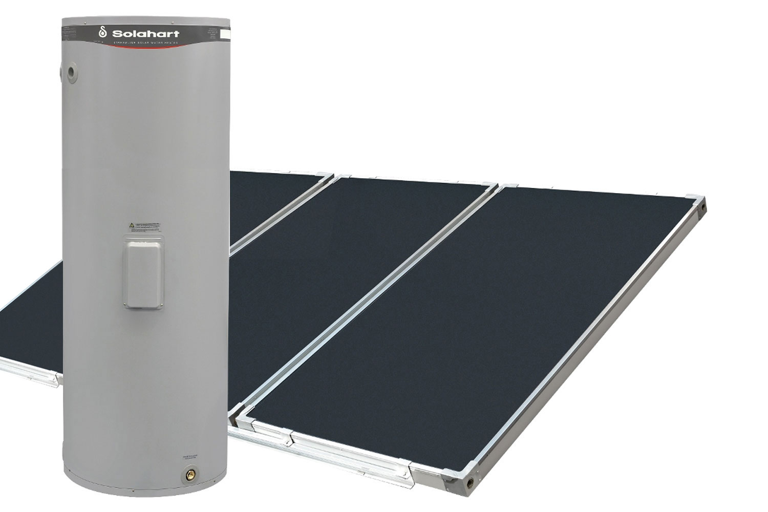 Solahart Split Solar Hot Water System Diagram Of An Active Pumped Heating Solaharts Heaters Are Designed To Give You The Maximum Flexibility Installation Locations Low Profile And Unobtrusive